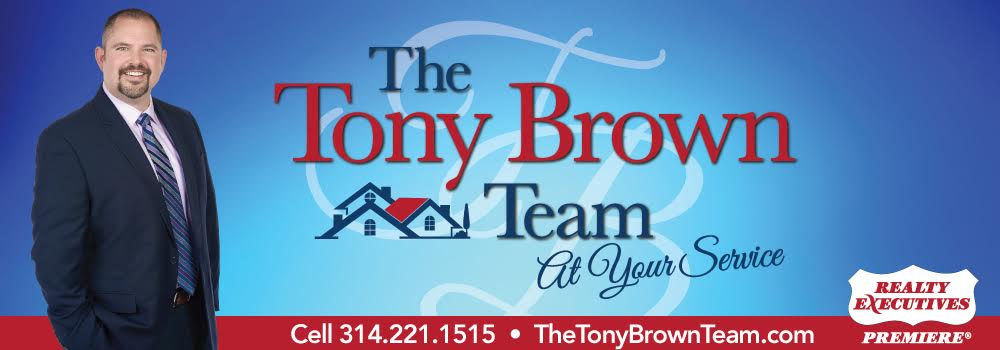 The Tony Brown Team at Your Service