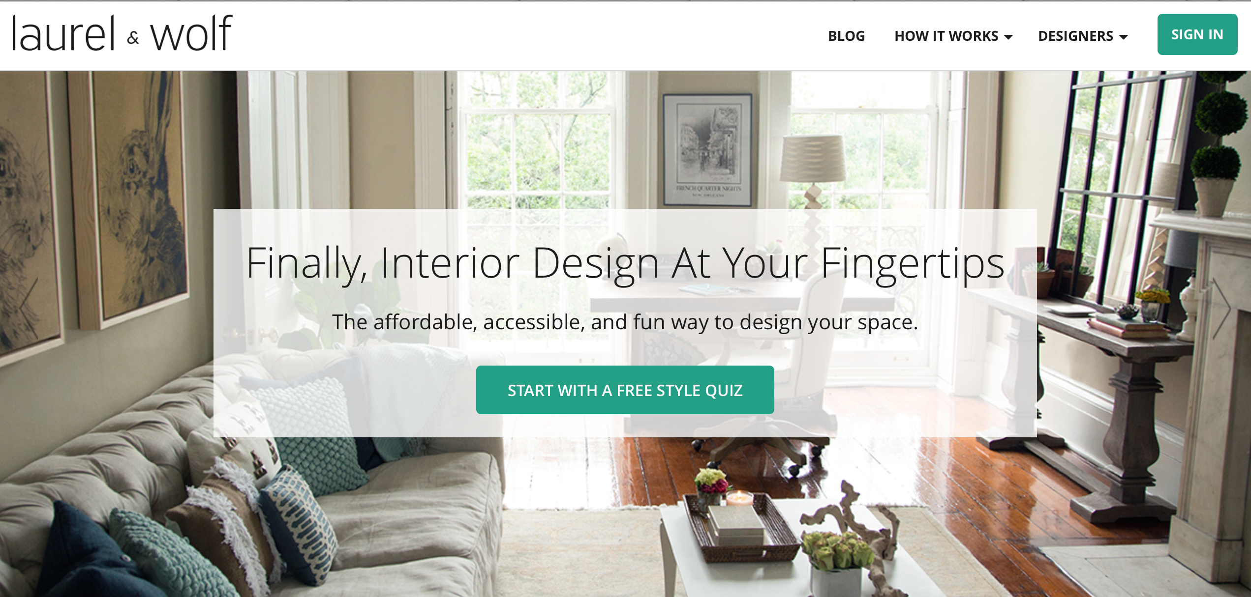 Affordable Custom Interior Design Services, Thanks to This Brilliant ...