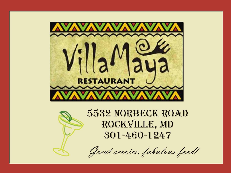Villa Maya Ad