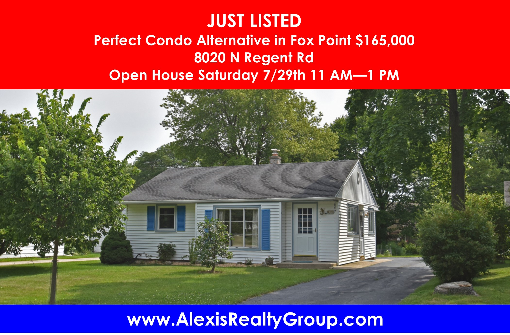House for Sale 8020 N Regent Rd Fox Point
