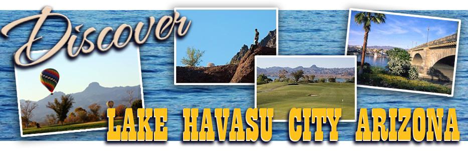 Discover Lake Havasu City Arizona