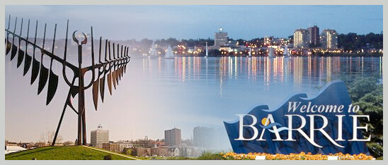 Barrie Ontario