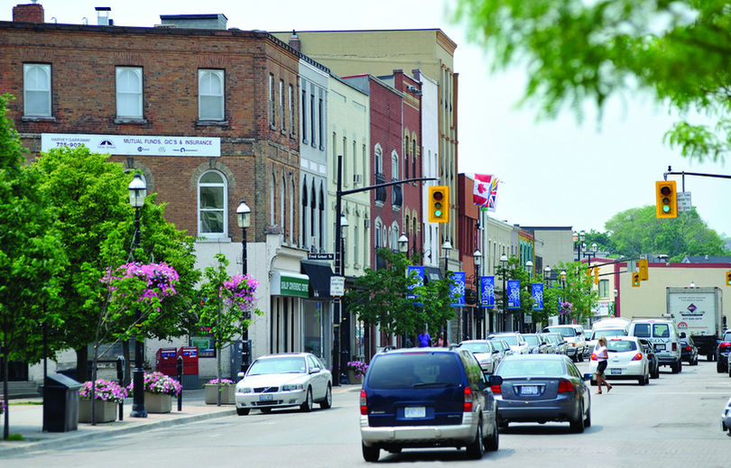 Barrie (ON) Canada  city photo : City of Barrie Ranked #3 in Canada