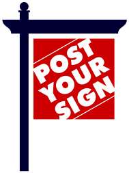 Post Your Sign