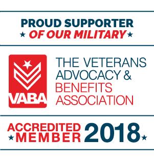 The Veterans Advocacy Benefits Association Designation Logo